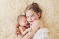 Siblings | Eileen Earnest Photography | Harford County Newborn & Child Photographer